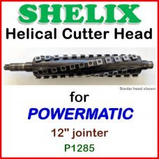 SHELIX for POWERMATIC 12'' Jointer, P1285