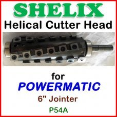 SHELIX for POWERMATIC 6'' Jointer, P54A