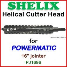 SHELIX for POWERMATIC 16'' Jointer, PJ1696