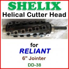 SHELIX for RELIANT 6'' Jointer, DD-38