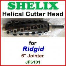 SHELIX for RIDGID 6'' Jointer, JP6101