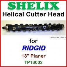 SHELIX for RIDGID 13'' Planer, TP13002