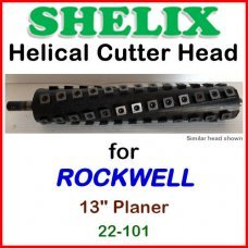 SHELIX for ROCKWELL 13'' Planer, 22-101