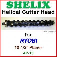 SHELIX for RYOBI 10-1/2'' Planer, AP-10