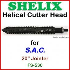 SHELIX for S.A.C. 20'' Jointer, FS-530