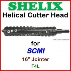 SHELIX for SCMI 16'' Jointer, F4L