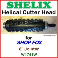 SHELIX for SHOP FOX 8'' Jointer, W1741W
