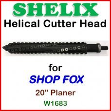 SHELIX for SHOP FOX 20'' Planer, W1683