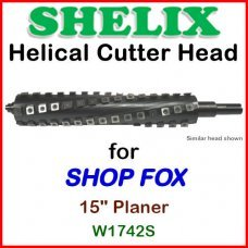 SHELIX for SHOP FOX 15'' Planer, W1742S