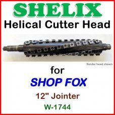 SHELIX for SHOP FOX 12'' Jointer, W1744