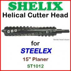SHELIX for STEELEX 15'' Planer, ST1012