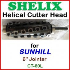 SHELIX for SUNHILL 6'' Jointer, CT-60L