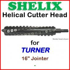 SHELIX for TURNER 16'' Jointer