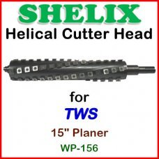 SHELIX for TWS 15'' Planer, WP-156