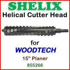 SHELIX for WOODTECH 15'' Planer, 855266