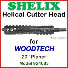 SHELIX for WOODTECH 15'' Planer, Model 924083