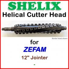 SHELIX for ZEFAM 12'' Jointer