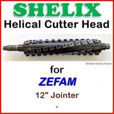 SHELIX for ZEFAM 12'' Jointer
