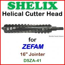SHELIX for ZEFAM 16'' Jointer, DSZA-41