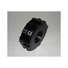 """SHELIX f. Shapers & Moulders, Bore: 2-1/8""""CONED BORE, Width: 2'', Diameter: 6''"""