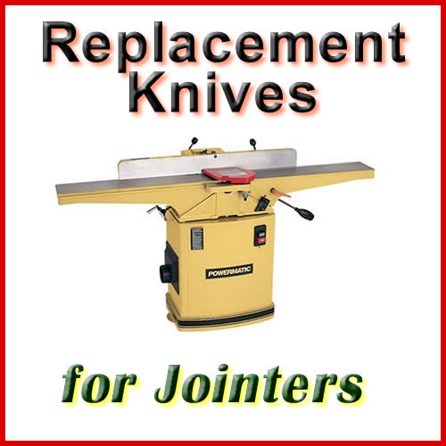 Carbide Jointer Knife Sets